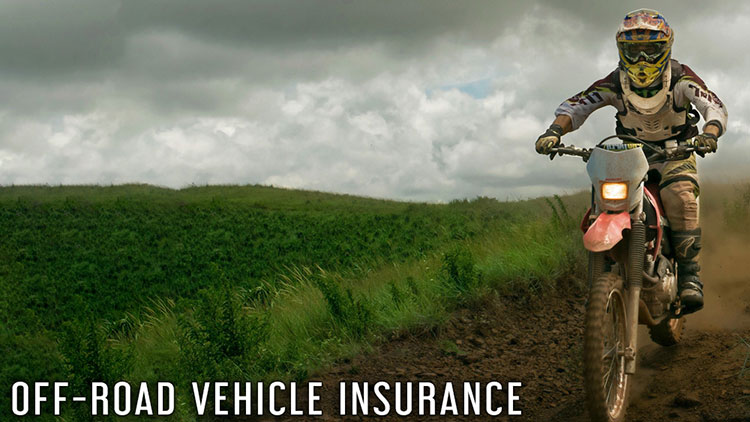 Off Road Vehicle Insurance